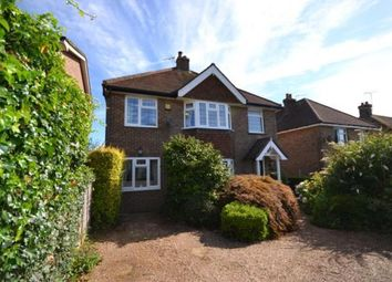 Thumbnail 4 bedroom detached house for sale in West Beeches Road, Crowborough, East Sussex