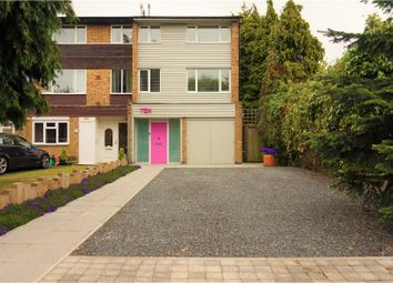 Thumbnail 4 bed town house for sale in Homefield Road, Bromley