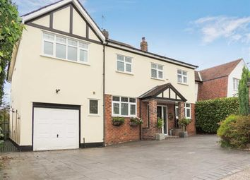 Thumbnail 5 bed detached house for sale in Links Road, Romiley, Stockport