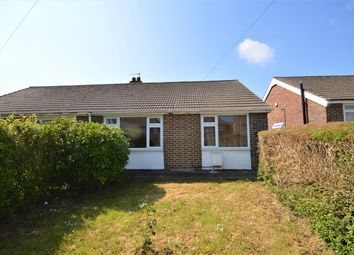 Thumbnail 2 bed semi-detached house for sale in Shaftesbury Avenue, Cheriton, Folkestone