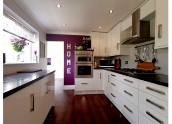 Thumbnail 5 bed detached house for sale in Heath Close, Wokingham