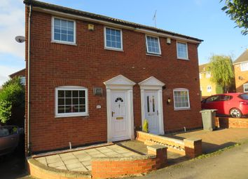 Thumbnail 2 bedroom semi-detached house for sale in Felton Close, Luton
