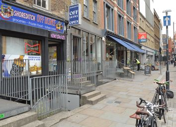 Thumbnail Retail premises to let in Curtain Road, Shoreditch