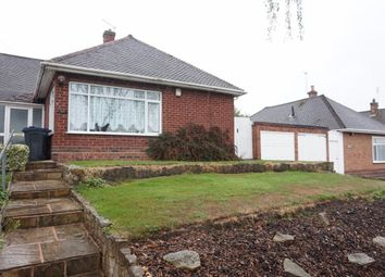 Thumbnail 3 bed semi-detached bungalow for sale in Plants Brook Road, Walmley, Sutton Coldfield