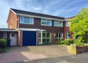Thumbnail 4 bed semi-detached house for sale in York Crescent, Lee-On-The-Solent