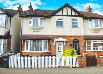 Thumbnail 3 bed semi-detached house for sale in Old Essex Road, Hoddesdon
