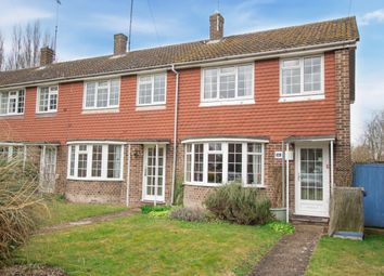 Thumbnail 3 bedroom end terrace house for sale in Malvern Road, Cherry Hinton, Cambridge