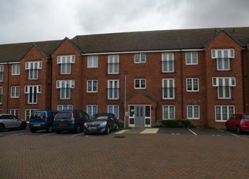 Thumbnail 2 bedroom flat for sale in Westley Court, West Bromwich