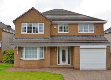 Thumbnail 4 bed detached house for sale in Rheda Close, Frizington, Cumbria