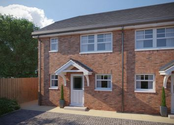 Thumbnail 2 bed semi-detached house for sale in Yapton Lane, Walberton, Arundel