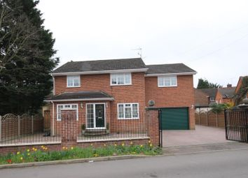 Thumbnail 4 bed detached house for sale in Toad Lane, Blackwater, Camberley