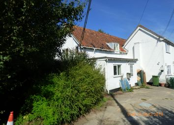 Thumbnail 3 bed semi-detached house to rent in Burgh St. Peter, Beccles