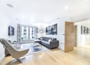 Thumbnail 2 bed flat for sale in Imperial Wharf, Fulham