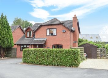 Thumbnail 4 bed detached house for sale in Peterchurch, Hereford, Peterchurch