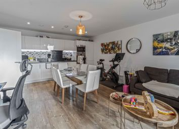 Thumbnail 2 bed flat for sale in Kingfisher Heights, Bramwell Way, London