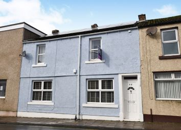 Thumbnail 4 bed terraced house for sale in Main Street, Frizington