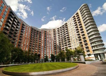 Thumbnail 3 bedroom flat to rent in New Providence Wharf, London