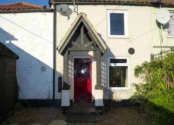 Thumbnail 2 bedroom cottage to rent in Stow Road, Wiggenhall St Mary Magdalen