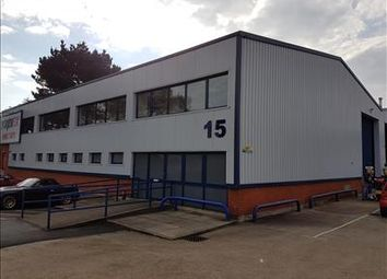 Thumbnail Light industrial to let in Unit 15 Newtown Business Park, Albion Close, Poole