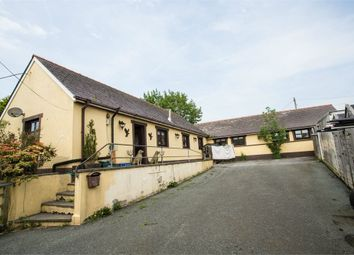 Thumbnail 3 bed detached house for sale in Uzmaston, Haverfordwest, Pembrokeshire