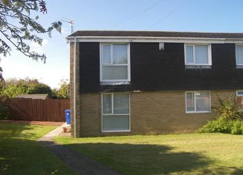 Thumbnail 2 bed flat for sale in Pecket Close, Blyth