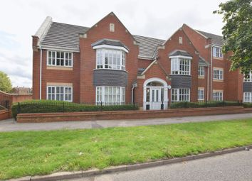 Thumbnail 1 bedroom flat for sale in Knaresborough Court, Bletchley, Milton Keynes