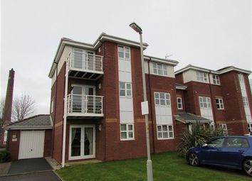 Thumbnail 2 bed flat for sale in Mill Court, Preston