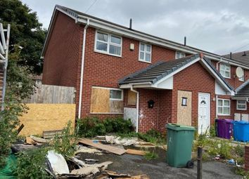 Thumbnail 3 bed town house for sale in Ravensthorpe Green, Liverpool