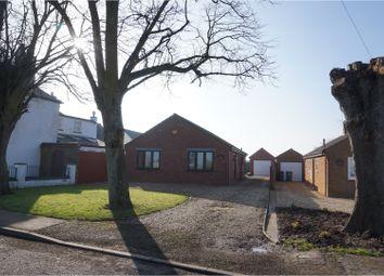 Thumbnail 3 bedroom detached bungalow for sale in School Road, Walpole Highway