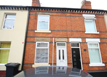 Thumbnail 2 bedroom terraced house for sale in Society Place, Derby