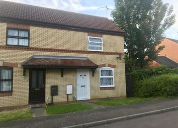 Thumbnail 1 bed semi-detached house for sale in Jasmine Road, Kettering