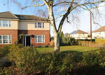 Thumbnail 2 bed end terrace house to rent in Pendragon Hill, Papworth Everard, Cambridge