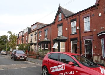 Thumbnail 1 bed terraced house to rent in Sholebroke Terrace, Leeds