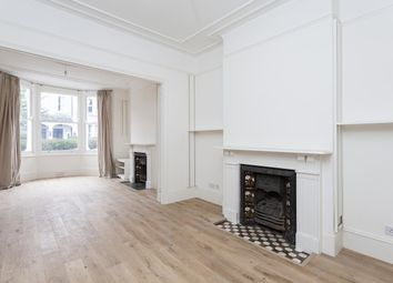 Thumbnail 5 bed terraced house to rent in Narbonne Avenue, London
