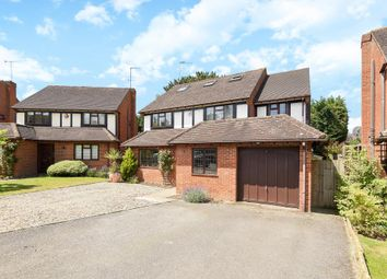 Thumbnail 5 bed detached house for sale in Hollybush Close, Watford
