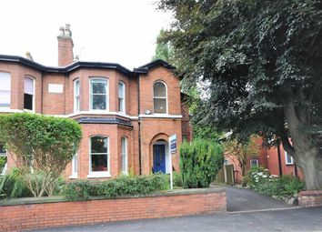 Thumbnail 4 bed semi-detached house for sale in Gibsons Road, Stockport, Cheshire
