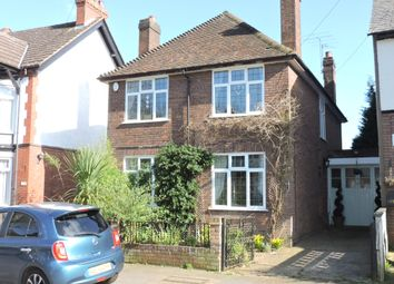 Thumbnail 4 bed detached house for sale in Tennyson Road, Luton