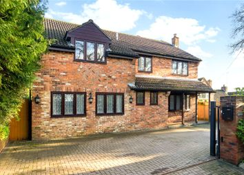 Thumbnail 5 bed detached house for sale in Golf Lane, Whitehill, Hampshire