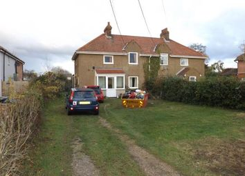 Thumbnail 3 bed semi-detached house for sale in Chelmondiston, Ipswich, Suffolk