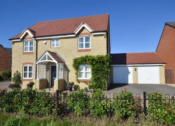 Thumbnail 4 bed detached house for sale in The Village Close, Upper Arncott, Bicester