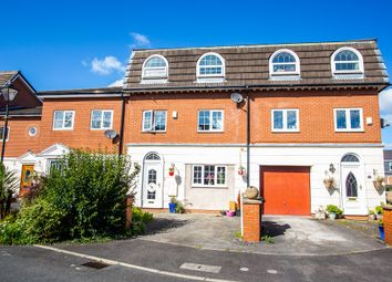 Thumbnail 4 bed town house for sale in Danebank Mews, Denton