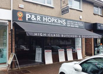 Thumbnail Retail premises for sale in 123 Heol Llanishen Fach, Cardiff