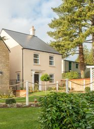 "Thumbnail 4 bed detached house for sale in ""Irving"" at Wookey Hole Road, Wells"