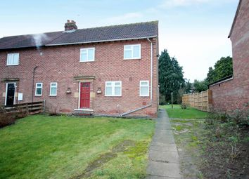 Thumbnail 3 bedroom semi-detached house for sale in Fordlands Crescent, Fulford, York