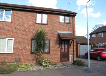 Thumbnail 3 bed semi-detached house for sale in Birch Close, North Walsham
