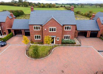 Briar Rose Close, North Kilworth, Lutterworth LE17. 5 bed detached house for sale