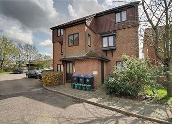 Thumbnail 1 bed flat to rent in Shepherds Walk, Brook Road, London