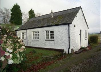 Thumbnail 2 bed property to rent in Llanycil, Bala