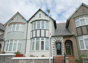 Thumbnail 3 bed terraced house for sale in Waterloo Street, Stoke, Plymouth