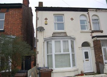Thumbnail 2 bed semi-detached house for sale in York Road, Crosby, Liverpool